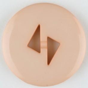 Dill Buttons 265709 Blush Tri Cut 18 mm