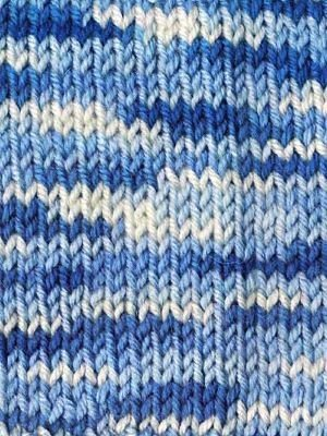ella rae Cozy Soft Print 11 Blues