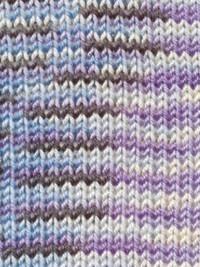 ella rae Cozy Soft Print 16 GREY BLUE