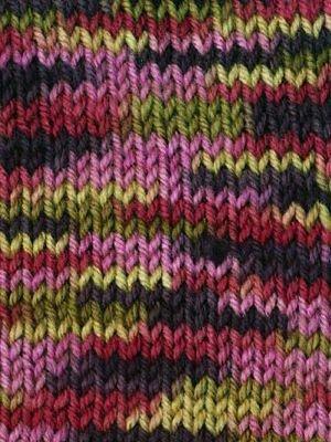 ella rae Cozy Soft Print 4 Pink Violet