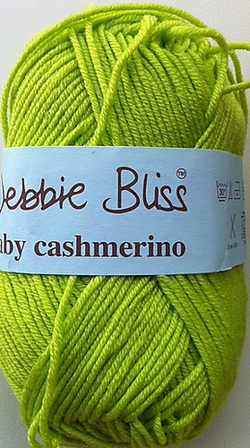Debbie Bliss Debbie Bliss Baby Cashmerino 30 LIME