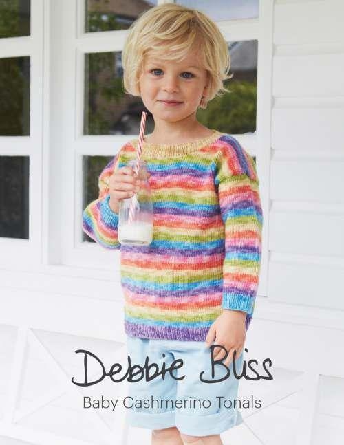 Debbie Bliss Baby Cashmerino TONALS