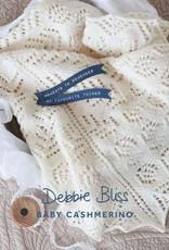 Debbie Bliss Baby Cashmerino Baby Blanket
