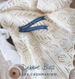 Debbie Bliss Debbie Bliss Baby Cashmerino Baby Blanket