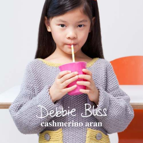 Debbie Bliss DB CASHMERINO ARAN FALL 2014