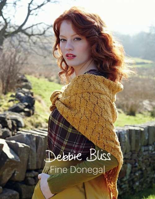 Debbie Bliss Debbie Bliss FINE DONEGAL 2014 Sale