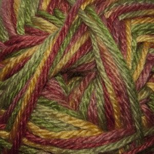 Cascade Cascade Pacific Worsted Multi 532 ROSES