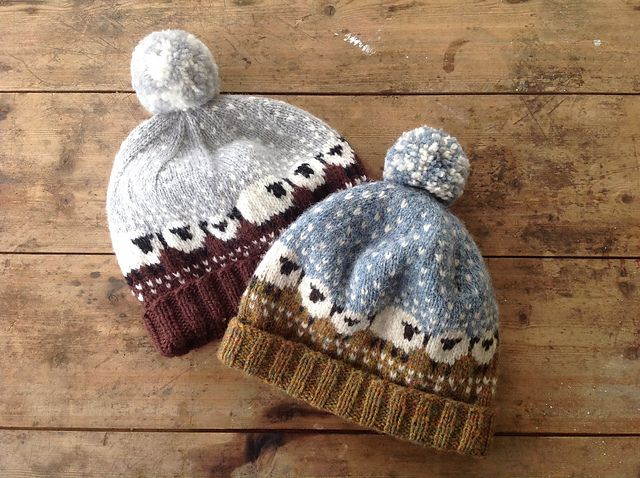 Juniper Moon Farm Baa-ble Hat Kit Moonshine 24,2,11
