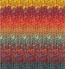 Noro Noro Silk Garden 341 ORG OLIVE RED