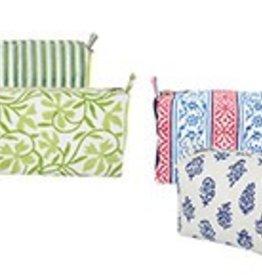 knitters pride Knitters Pride Joy Project Bag 8034 Greenery