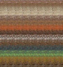 Noro Noro Silk Garden Sock 417 RUST BROWN NATURAL