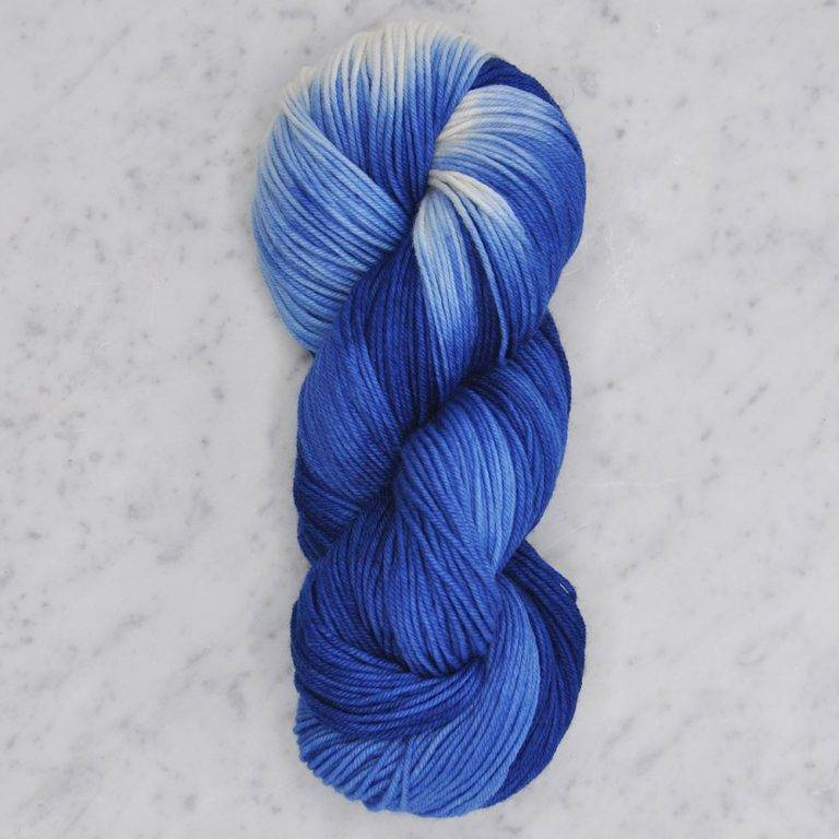 Swans Island Big Dippers DK 402 French Blue