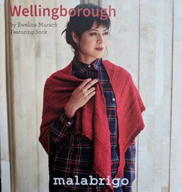 Malabrigo Yarn Wellingborough Shawl by Malabrigo