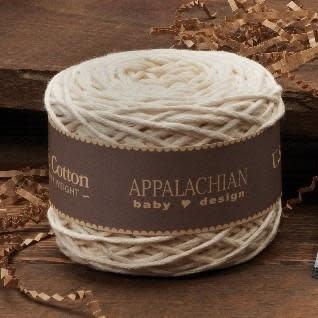 appalachian baby Appalachian Baby Organic Cotton CHUNKY Natural 3.75 OZ