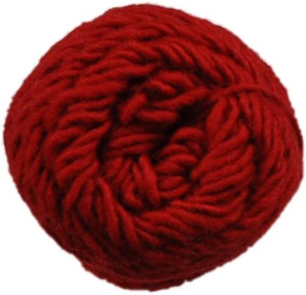 Brown Sheep Brown Sheep Lambs Pride M 180 RUBY RED Bulky