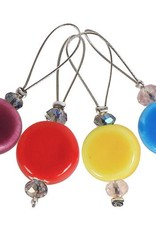 knitters pride Knitters Pride 8382 Zooni Stitch Markers Gems