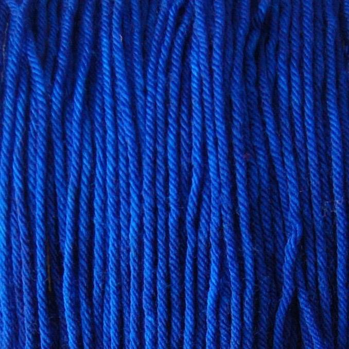KNITTED WIT Knitted Wit Single Fingering BLUE