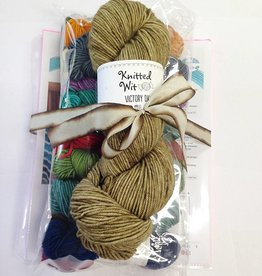 KNITTED WIT Knitted Wit Bounce Stroller Blanket Kit