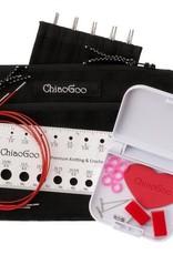 "ChiaoGoo ChiaoGoo Twist 5"" MINI Interchangeable Set US 000-1.5"