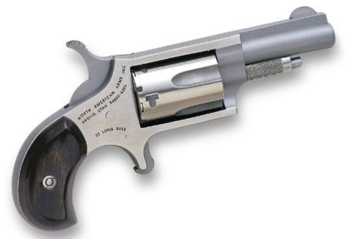 NORTH AMERICAN ARMS NORTH AMERICAN ARMS MINI-REVOLVER 22 LR