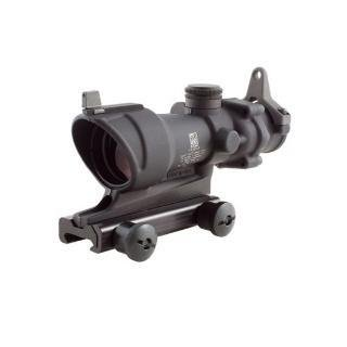 TRIJICON TRIJICON ACOG 4X32 SCOPE AMBER TRITIUM RETICLE
