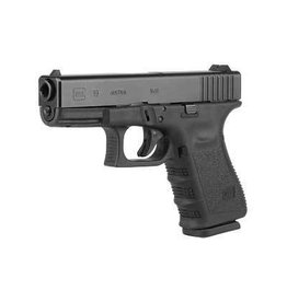 GLOCK GLOCK 19 GEN 3 9mm 2 10RD MAGAZINES  BLACK