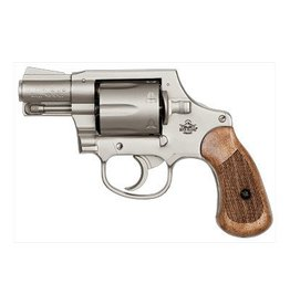 "ARMSCOR ARMSCOR M206 38SPL SPURLESS 2"" NICKEL"