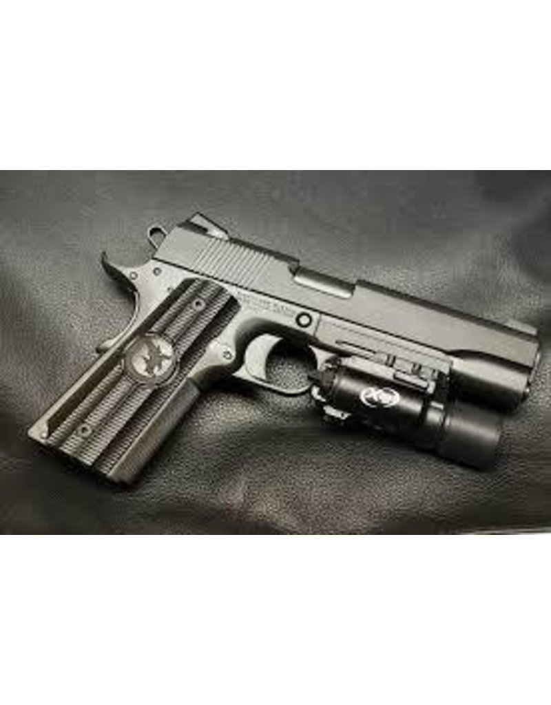 NIGHTHAWK CUSTOMS NIGHTHAWK CUSTOM 1911 GRP RECON .45 W/SUREFIRE X300 CA OK