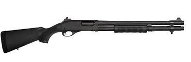 """REMINGTON REMINGTON LE 870P POLICE 12G 18"""" GHOST RING SIGHTS  SYN 7RD"""