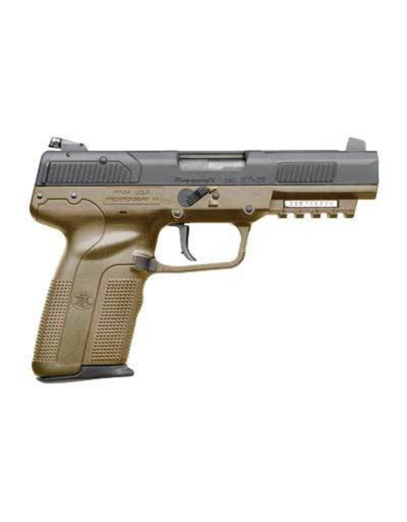 "FNH-USA FN FIVE SEVEN FDE 10 RD 5.7X28 4.75"""