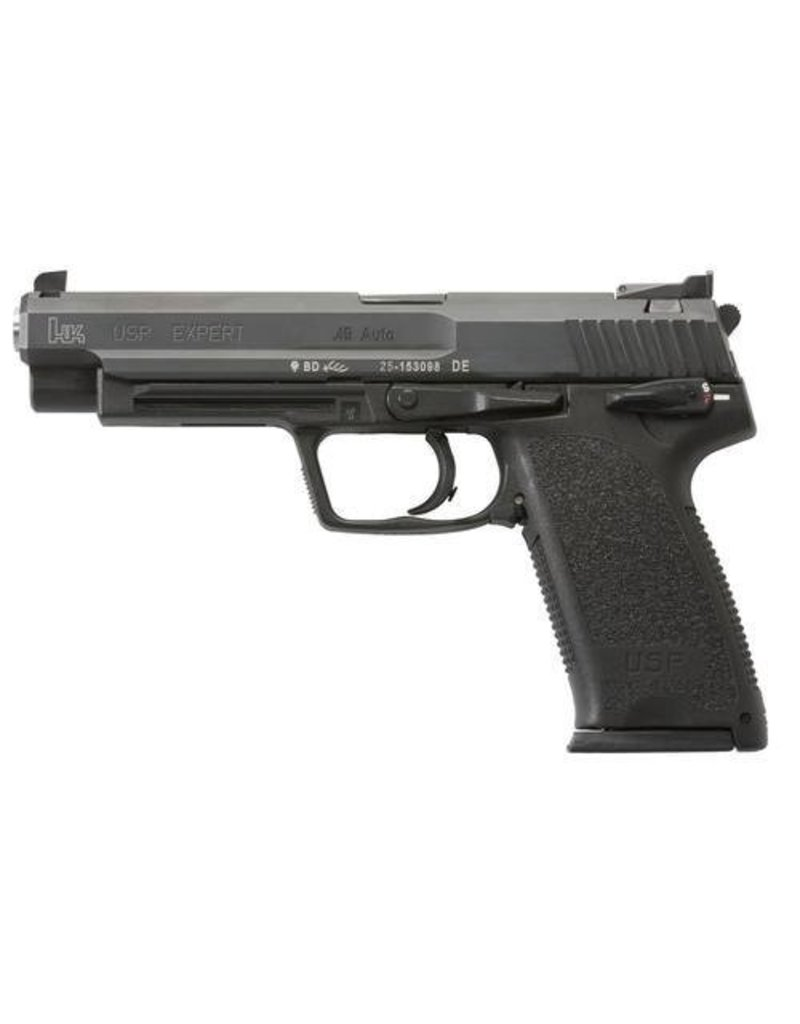 "HECKLER & KOCH H&K USP EXPERT .45 5.19"" BARREL TWO 10RD MAGAZINES"