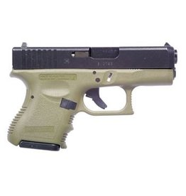 "GLOCK GLOCK 26 GEN 3 OD GREEN 9MM 3"" 10RD"