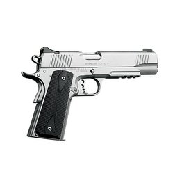 "KIMBER Kimber Stainless Custom TLE/RL II with rail .45ACP 5"" Barrel"