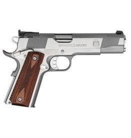 "SPRINGFIELD SPRINGFIELD 1911-A1 9MM 5"" SS AS TARGET CA LEGAL"