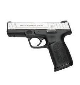 "SMITH AND WESSON S&W SD9VE 9MM 10RD 4"" DT FS 2MGS CA"