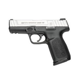 "SMITH AND WESSON S&W SD40VE .40cal 10RD 4"" DT FS 2MGS CA"