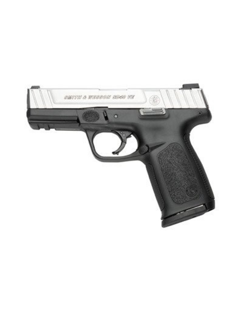 "S&W SD40VE .40cal 10RD 4"" DT FS 2MGS CA"