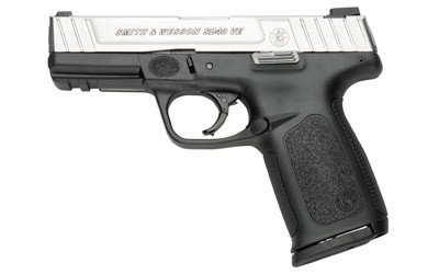 """S&W SD40VE .40cal 10RD 4"""" DT FS 2MGS CA"""