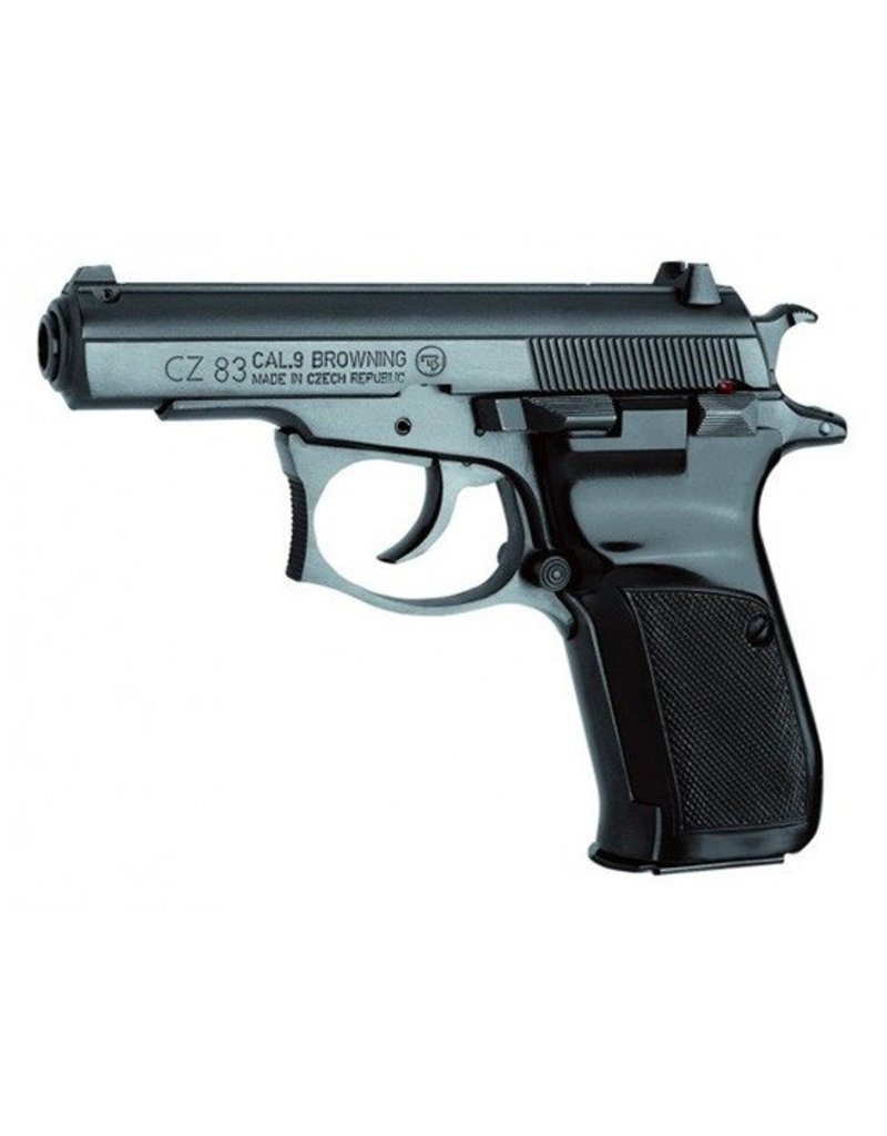 CZ CZ83 .380 10RD 2 mags