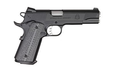 "SPRINGFIELD SPRINGFIELD 1911 LOADED TRP .45 5"" ARMORCOAT"