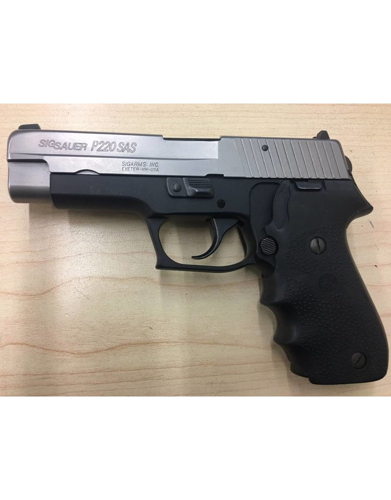 SIG SAUER SIG SAUER P220 SAS .45 USED/CONSIGNMENT ***FINAL SALE***