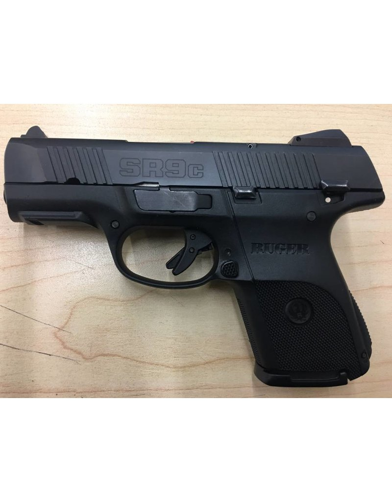 RUGER RUGER SR9C 9MM 10 RD USED/CONSIGNMENT ***FINAL SALE***