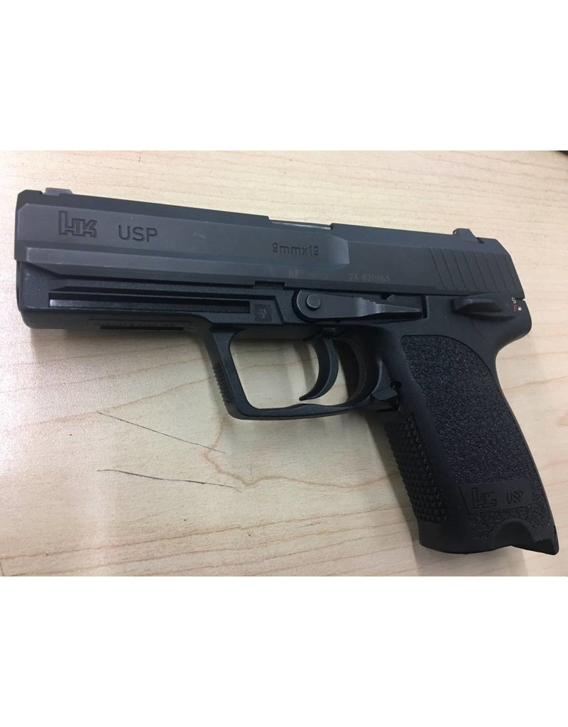 HECKLER & KOCH H&K USP 9MM FULL SIZE USED/CONSIGNMENT ***FINAL SALE***