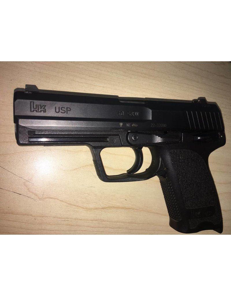 HECKLER & KOCH H&K USP .40 FULL SIZE USED/CONSIGNMENT ***FINAL SALE***