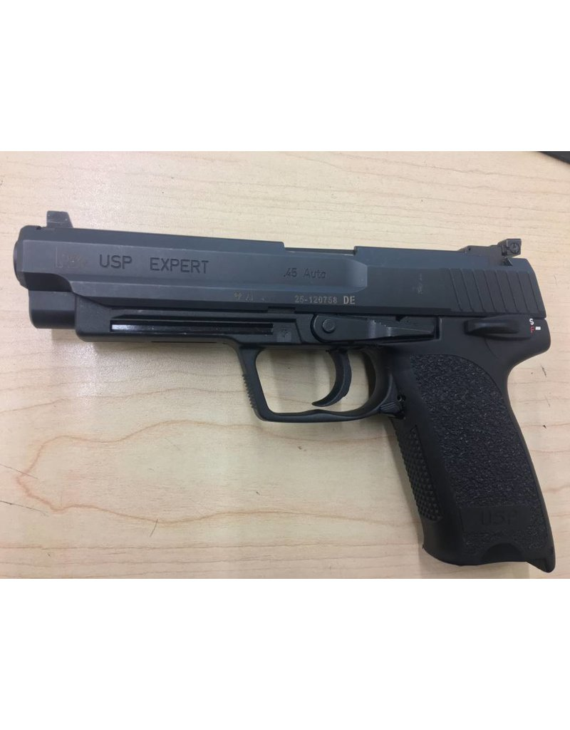 HECKLER & KOCH H&K USP EXPERT .45 USED/CONSIGNMENT ***FINAL SALE***