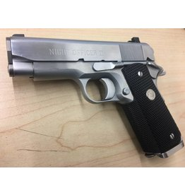 COLT COLT 1911 NIGHT OFFICER II .45 USED/CONSIGNMENT ***FINAL SALE***