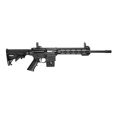 "SMITH AND WESSON SMITH & WESSON  M&P 15-22 22LR 16"" 10RD BLK"