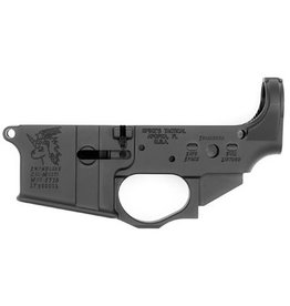 Spike's Tactical SPIKE'S TACTICAL AR15 SNOWFLAKE STRIPPED LOWER RECEIVER