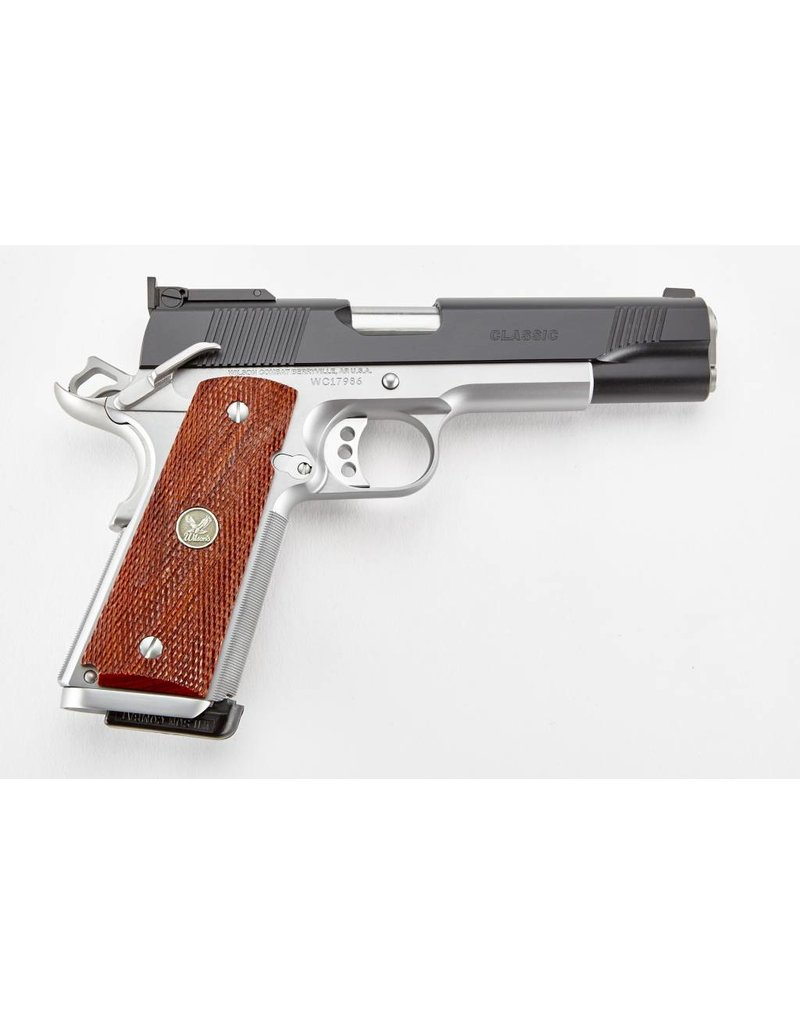 WILSON COMBAT WILSON COMBAT Classic, Full-Size, .45 ACP, Two Tone, CA Approved ***ON SALE***