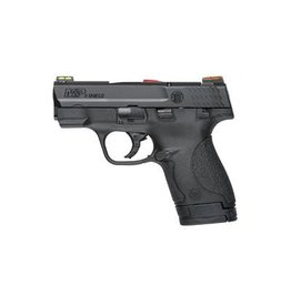 "SMITH AND WESSON SMITH & WESSON M&P SHIELD 9MM 3"" W/HI VIZ SIGHTS"